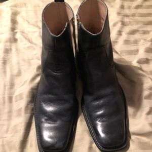 Kenneth Cole Boots Black